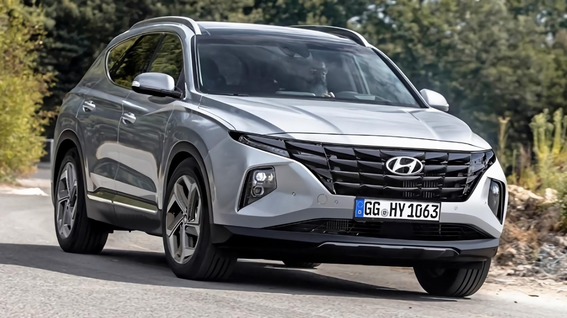 Hyundai Tucson 2021: Fresh Look & New Tech की तस्वीर