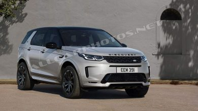 Land Rover Discovery Sport 2021: First Look की तस्वीर