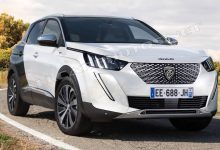 Peugeot 3008 2021: New Details & Spy Shot की तस्वीर