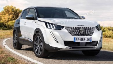 Photo de Peugeot 3008 2021: New Details & Spy Shot