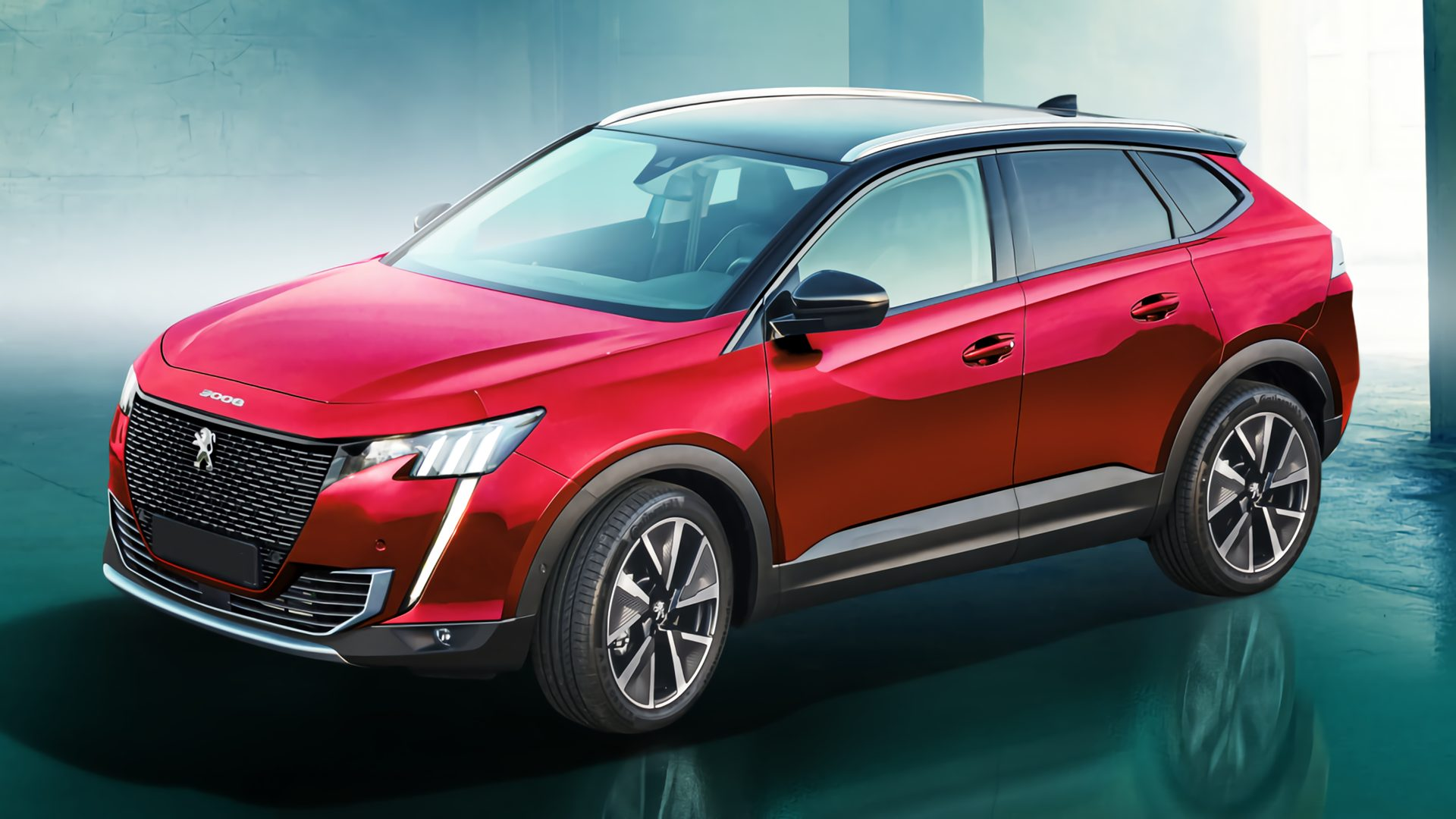 Photo of Peugeot 3008 2021: First Look & Photos