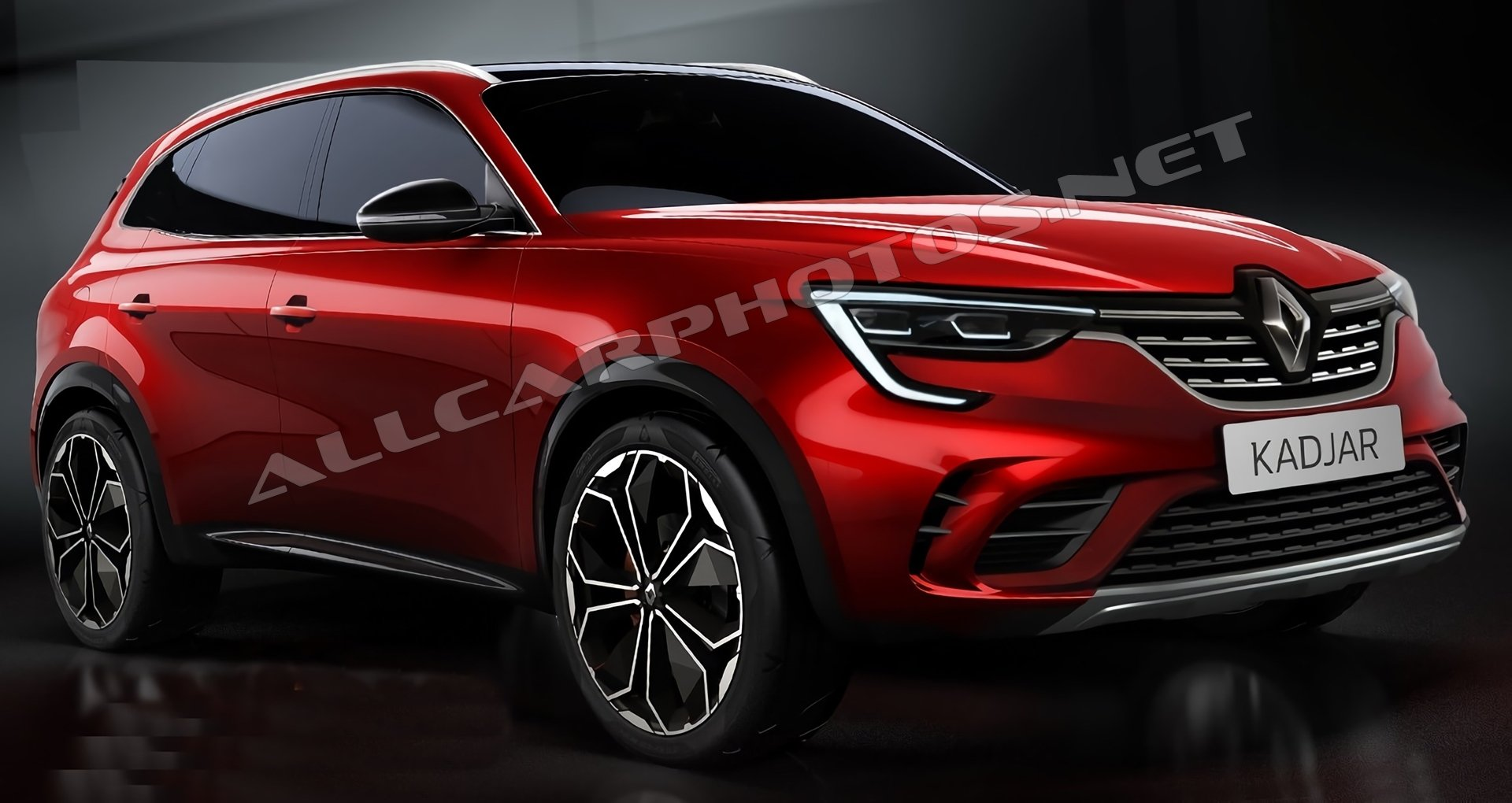Renault Kadjar 2021 Facelift Photos Price Car Photos