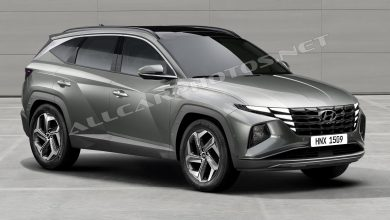 Foto van Hyundai Tucson 2021: Debut New Look and New Tech