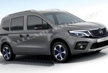Bild von Mercedes Citan 2021: First Look & Photos