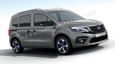 Mercedes Citan 2021: First Look & Photos的照片