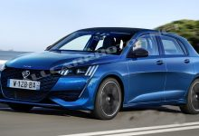 Photo de Peugeot 308 2021: Spy Shot on Test Drive