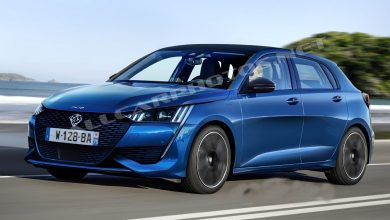 Foto van Peugeot 308 2021: Spy Shot on Test Drive