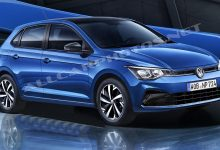 VW Polo 2021: First Look in New Face की तस्वीर