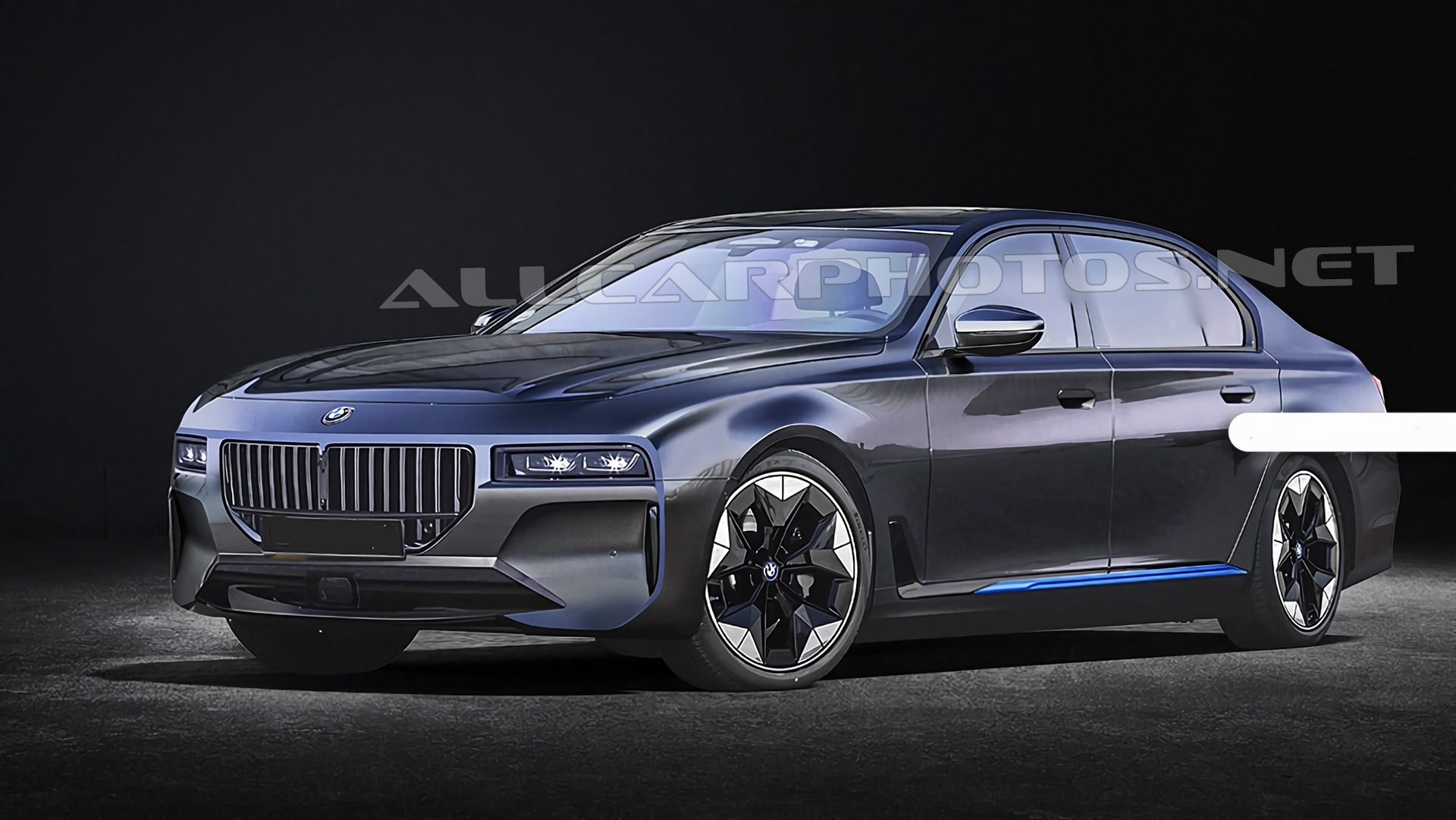 Bmw I7 The Luxury Electric Will Be Released In 2023 Car Photos