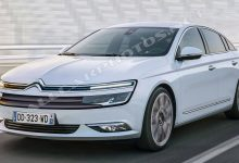 Foto van Citroen C5 2021: What will change? How will it look?