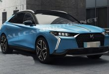 DS4 Crossback: Premium French SUV Comes 2021的照片