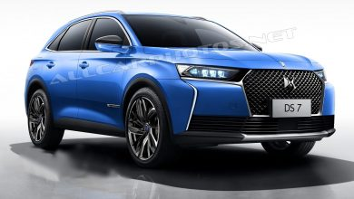 Foto van DS7 Crossback: New Details & New Photos