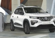 Bild von Dacia Spring Electric: All Data and Official Photos