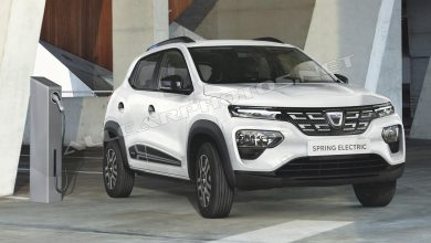 Zdjęcie Dacia Spring Electric: All Data and Official Photos