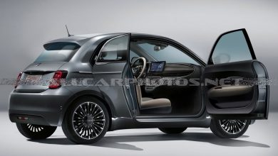 Foto di FIAT 500 2021: New Photos & New Details