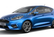 Zdjęcie Ford Fiesta 2021: New hybrid versions with 55 HP