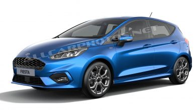 Foto di Ford Fiesta 2021: New hybrid versions with 55 HP