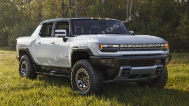 Photo of GMC Hummer EV: 1014 hp convertible 4×4 monster