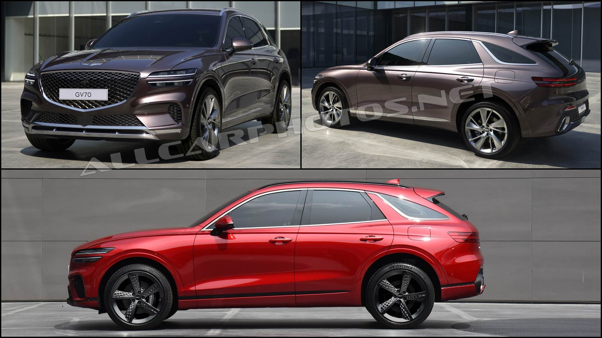 Genesis GV70 2021: What are its features?的照片
