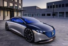 Bild von Mercedes EQS: New Details and New Photos