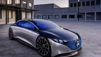 Mercedes EQS: New Details and New Photos的照片