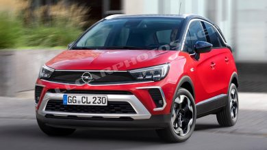 Zdjęcie Opel Crossland 2021: New design in the B-SUV segment!