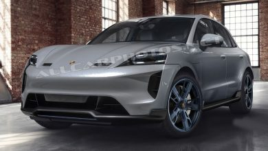 Photo de Porsche Macan 2021: The First Info & Photos