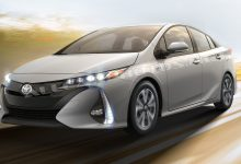 Zdjęcie Toyota Prius 2021: Plug-in hybrid technology arrives