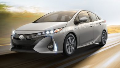 Bild von Toyota Prius 2021: Plug-in hybrid technology arrives