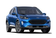 Photo de 2021 Ford Escape: New Features and New Details