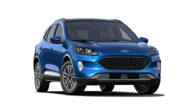 Foto van 2021 Ford Escape: New Features and New Details