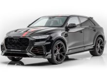 صورة Audi RS Q8 Mansory: New Monster Debut