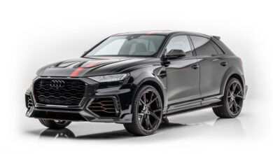 Zdjęcie Audi RS Q8 Mansory: New Monster Debut