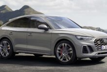 Audi SQ5 2021: The fastest Q5 Ready की तस्वीर