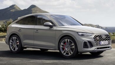 Audi SQ5 2021: The fastest Q5 Ready的照片