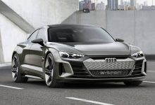 Photo de Audi e-Tron GT: Audi's fastest electric car