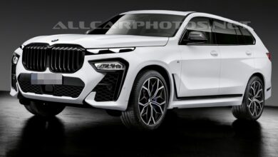 Foto de BMW X8 2021: Stunning Features And New Details