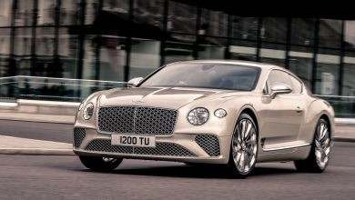 صورة Bentley Continental GT 2021: Amazing !