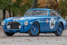 Photo of Ferrari 340 America 1952: Mecum Auction