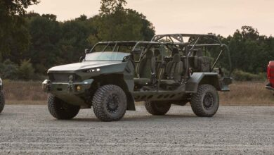 Foto de GM Defense ISV: Details, Photos & Videos