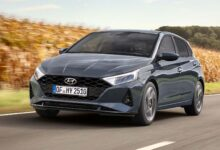 Bild von At the wheel of the Hyundai i20 2021: Much more than a utility