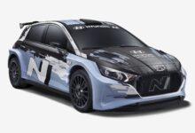 Photo de Hyundai i20 N Rally 2: The racing-customer version