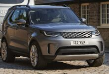 Foto van Land Rover Discovery 2021: more efficient