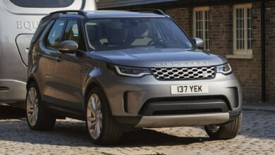 Bild von Land Rover Discovery 2021: more efficient