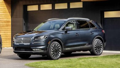 Foto de Lincoln Nautilus 2021: First Look & All Details