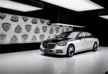 Foto di Mercedes-Maybach S-Class 2021: With 'S' for superiority