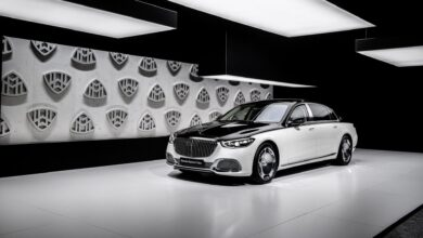 Zdjęcie Mercedes-Maybach S-Class 2021: With 'S' for superiority
