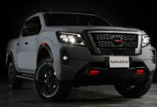Photo de Nissan Navara 2021: New off-road style PRO-4X version