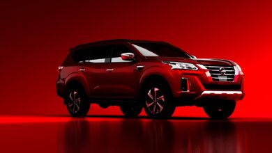 Foto van Nissan X-Terra 2021: New 7-Seater Big SUV