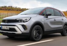 Foto di Opel Crossland 2021: New face and lots of space